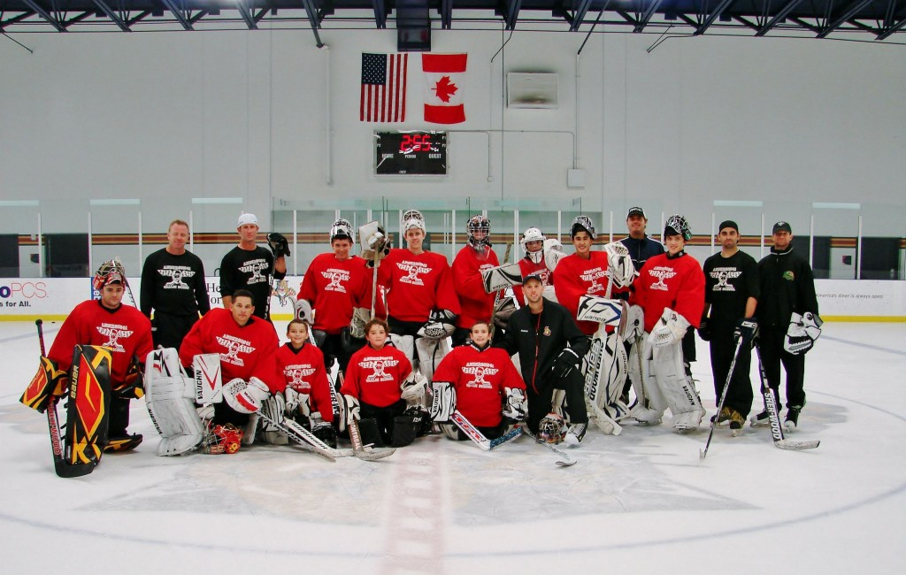 In years past, over 40 youth hockey players from ireland made the voyage across the pond to watch the adults play in