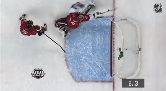 Craig Anderson Paddle Save